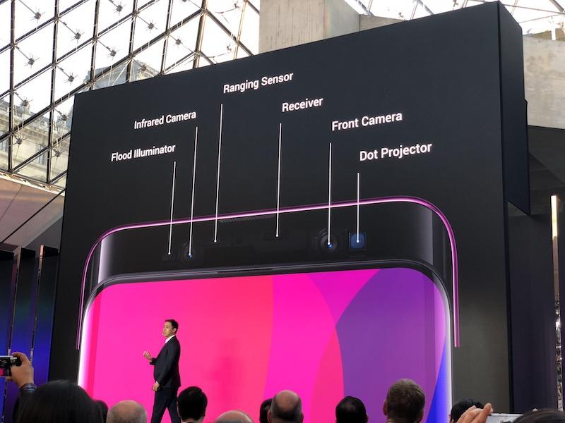 capteurs - Oppo Find X, la nouvelle référence Android...