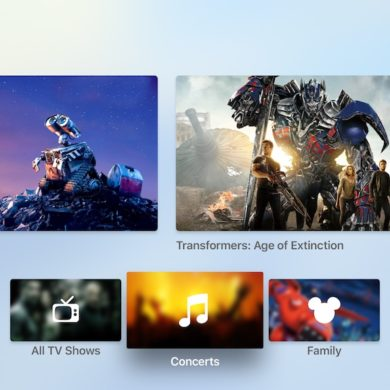 infuse 1 390x390 - Infuse 5 - Transforme ton Apple TV en lecteur multimédia surpuissant (fonctionne également avec iPhone et iPad)