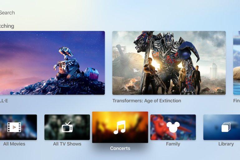 infuse 1 770x513 - Infuse 5 - Transforme ton Apple TV en lecteur multimédia surpuissant (fonctionne également avec iPhone et iPad)