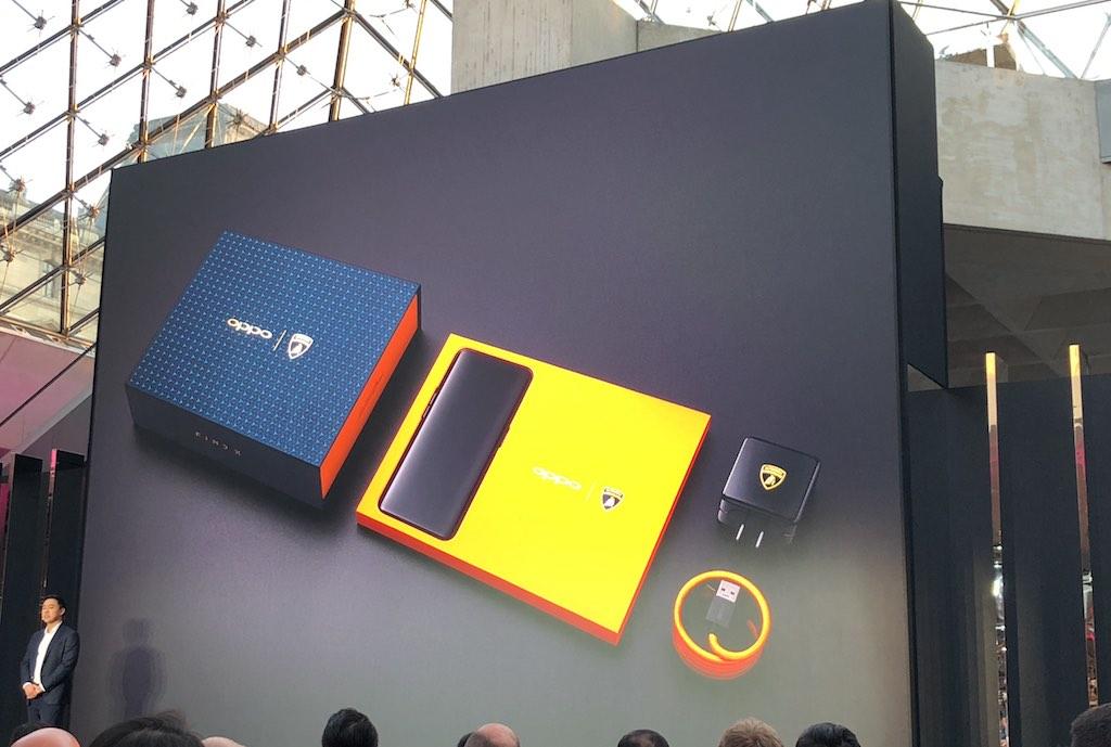 oppo lamborghini - Oppo Find X, la nouvelle référence Android...