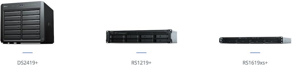 synology comptutex - Computex 2018 : Synology DS619slim, DS1019+ et MR2200ac
