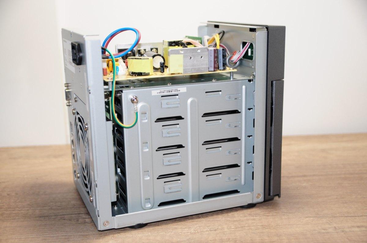 Buffalo WS5420DN6 13 - Test NAS Buffalo TeraStation WS5420DNW6 (Windows Server)