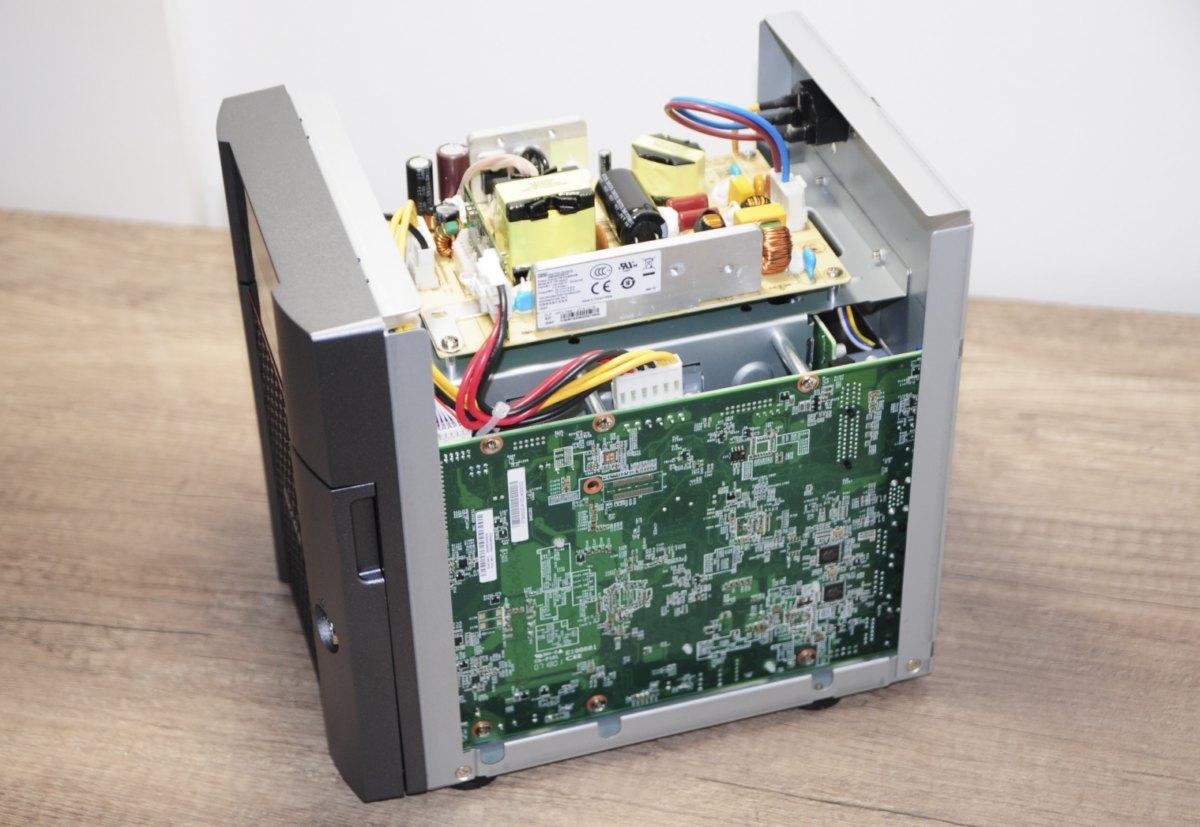 Buffalo WS5420DN6 14 - Test NAS Buffalo TeraStation WS5420DNW6 (Windows Server)