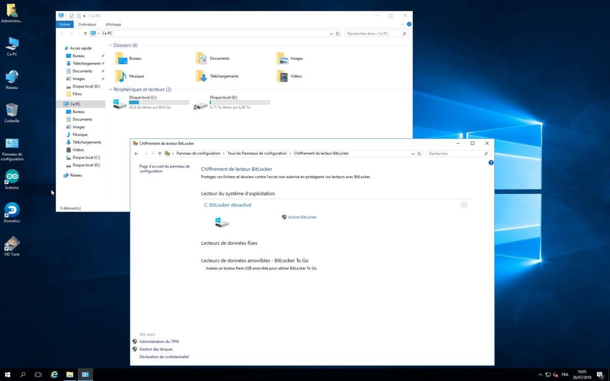 Buffalo WS5420DN6 27 - Test NAS Buffalo TeraStation WS5420DNW6 (Windows Server)