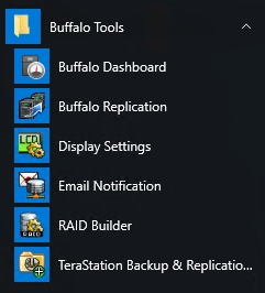 Buffalo WS5420DN6 6 - Test NAS Buffalo TeraStation WS5420DNW6 (Windows Server)