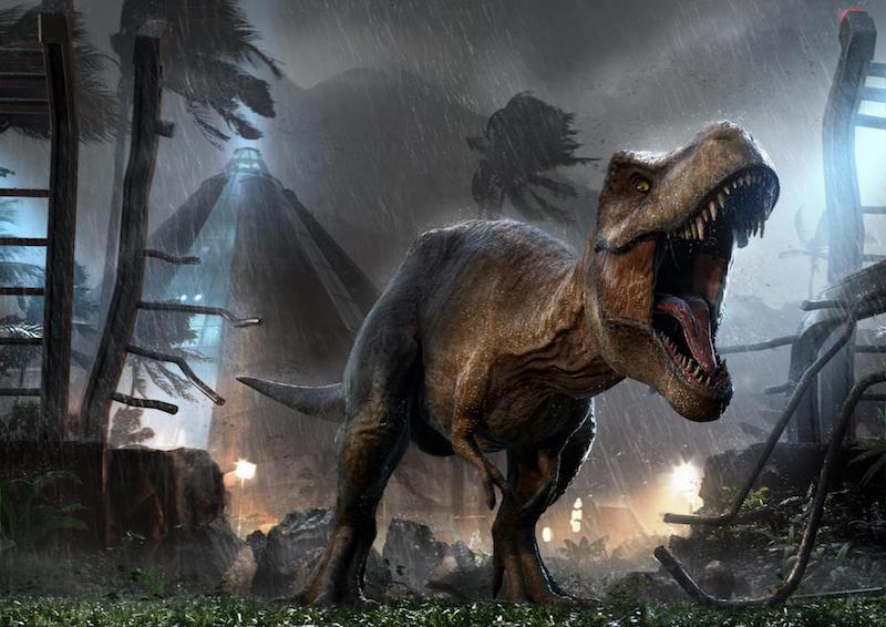 Jurassic World Evolution - Jurassic World Evolution - Decevantosaurus et Plutopamalizar sont sur un bateau...