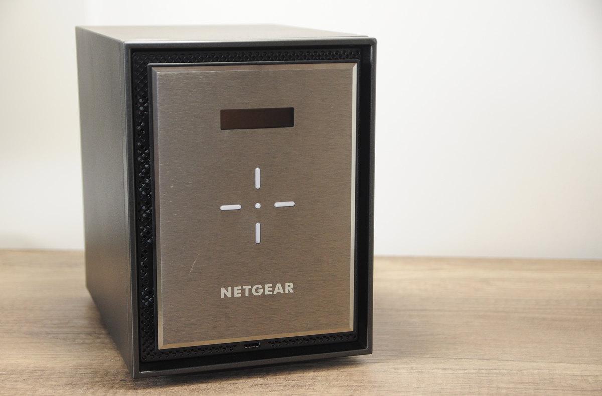 Netgear readynas 626x 20 - Test NAS Netgear ReadyNAS 626X, la puissance !
