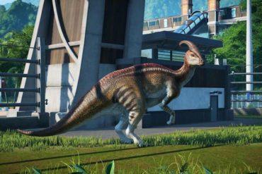Test Jurassic World Evolution 370x247 - Jurassic World Evolution - Decevantosaurus et Plutopamalizar sont sur un bateau...