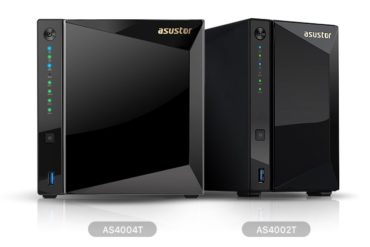 asustor as4002T as4002T 370x247 - ASUSTOR lance les NAS AS4002T et AS4004T