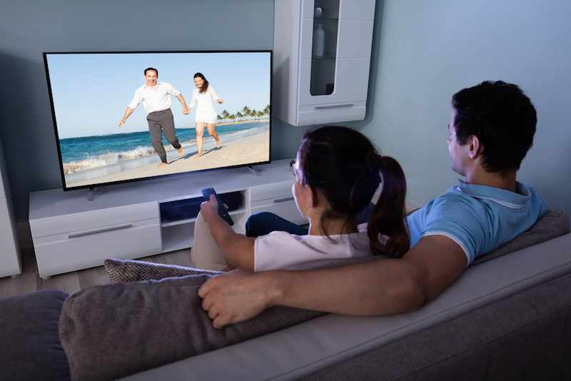 cinema couple - Regarder films et séries du NAS Synology sur sa TV