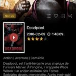 deadpool iphone X 150x150 - Regarder films et séries du NAS Synology sur sa TV