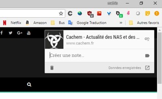 keep chrome - 5 extensions indispensables pour Google Chrome
