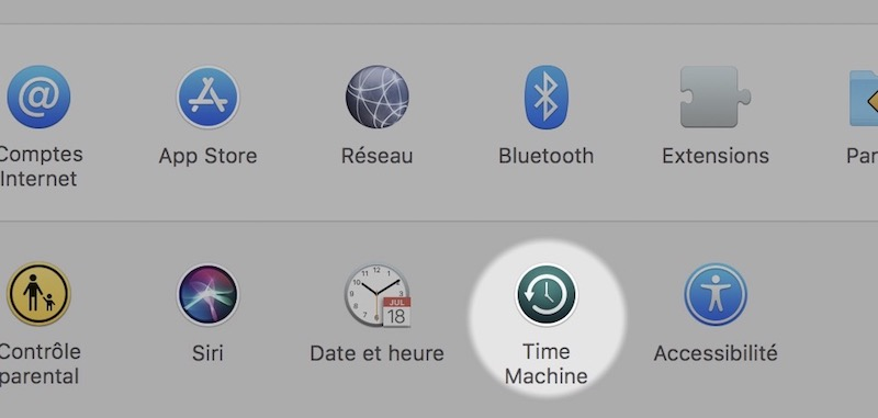 mac time machine - Time Machine avec un routeur Synology (Time Capsule)