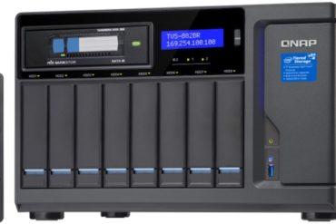 qnap TVS 882BR RDX 370x247 - QNAP lance une nouvelle série de NAS TVS-882BR-RDX