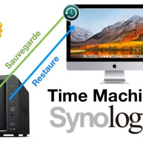 time machine synology 293x293 - Tuto - Time Machine et NAS Synology