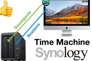 time machine synology 370x247 - Tuto - Time Machine et NAS Synology