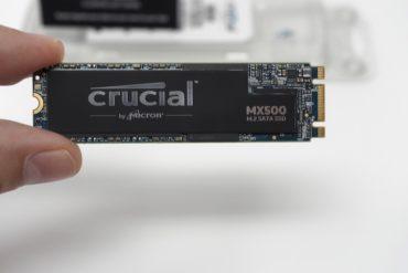 Crucial M2 test 370x247 - Test Crucial M500 M.2 500 Go
