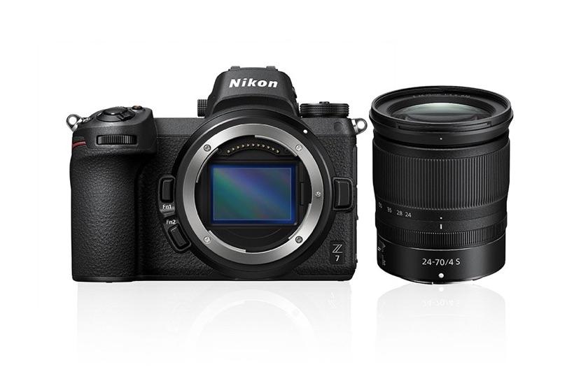 Niko Z6 Z7 - Nikon lance 2 hybrides Full Frame Z6 et Z7