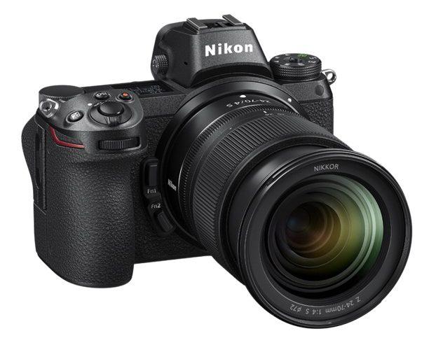 Nikon Z7 Z6 622x513 - Nikon lance 2 hybrides Full Frame Z6 et Z7