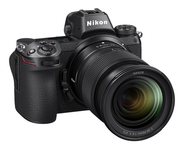 Nikon Z7 Z6 - Nikon lance 2 hybrides Full Frame Z6 et Z7