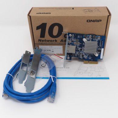 QNAP QXG 10G1T 390x390 - QNAP QXG-10G1T - Test de la carte réseau 10 Gbits/s