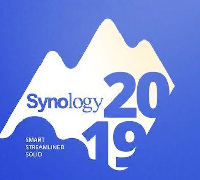 Synology 2019 390x351 - Synology 2019, réserver le 9 octobre (Paris)