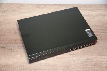 Test Buffalo BS MP2008 cachem 370x247 - Test Buffalo BS-MP2008 Switch 10Gbit/s