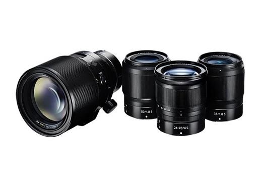 nikkor z - Nikon lance 2 hybrides Full Frame Z6 et Z7