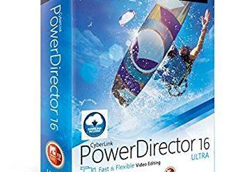 powerdirector16 1 342x247 - Mon avis sur PowerDirector 16