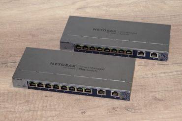 test netgear switch 370x247 - Test de 2 switches Netgear 10 Gbit/s