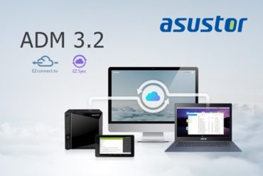 ADM 32 370x247 - NAS - Asustor ADM 3.2 est officiellement disponible pour tous
