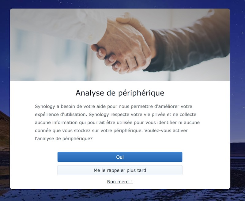 DSM 621 analyse peripherique - Synology DSM 6.2.1