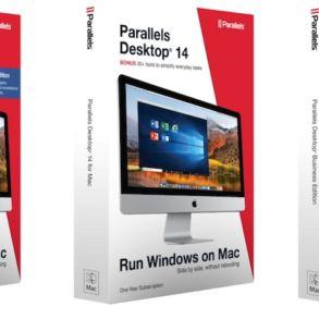 Parallels 14 293x293 - Parallels Desktop 14 : Plus vite, plus haut, plus fort...