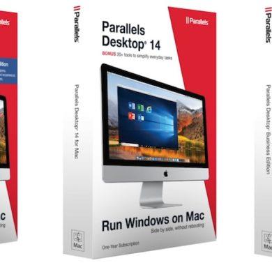 Parallels 14 390x390 - Parallels Desktop 14 : Plus vite, plus haut, plus fort...