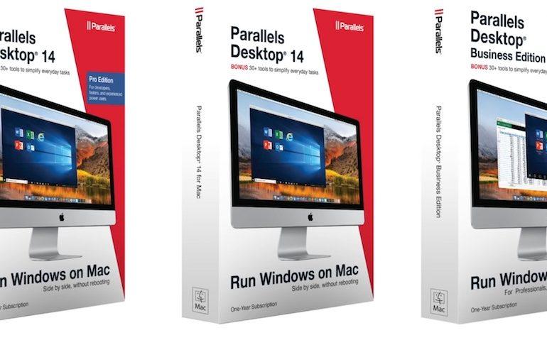 Parallels 14 770x479 - Parallels Desktop 14 : Plus vite, plus haut, plus fort...