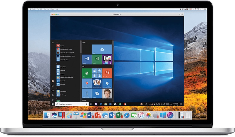 Parallels 14 MacBook - Parallels Desktop 14 : Plus vite, plus haut, plus fort...