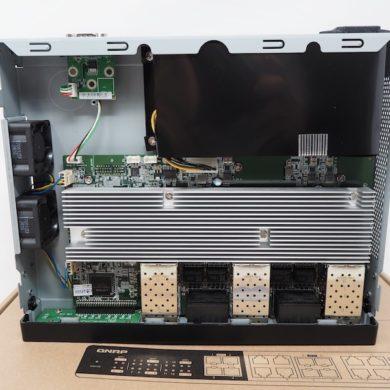 QSW 1208 8C 390x390 - Test du switch QNAP : QSW-1208-8C (10 Gbit/s)