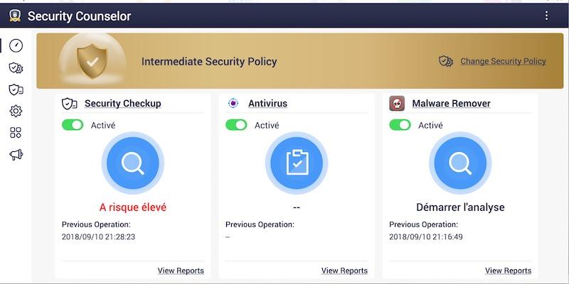 Security Conselor - QTS 4.3.5 Beta est disponible pour les NAS QNAP mais...