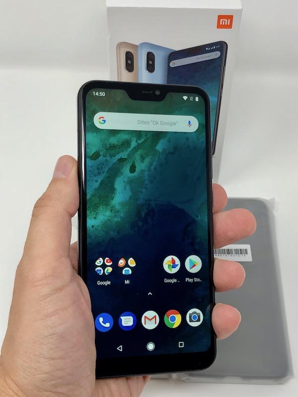 Xiaomi Mi A2 Lite ecran - Test du Xiaomi Mi A2 Lite + Concours [Partenariat]