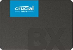 crucial bx500 300x209 - Soldes hiver 2021 : Notre sélection des meilleurs produits (NAS, SSD, disque dur...)