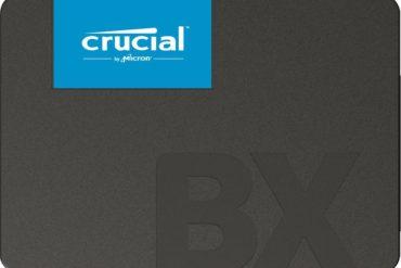 crucial bx500 370x247 - Crucial annonce un nouveau SSD BX500