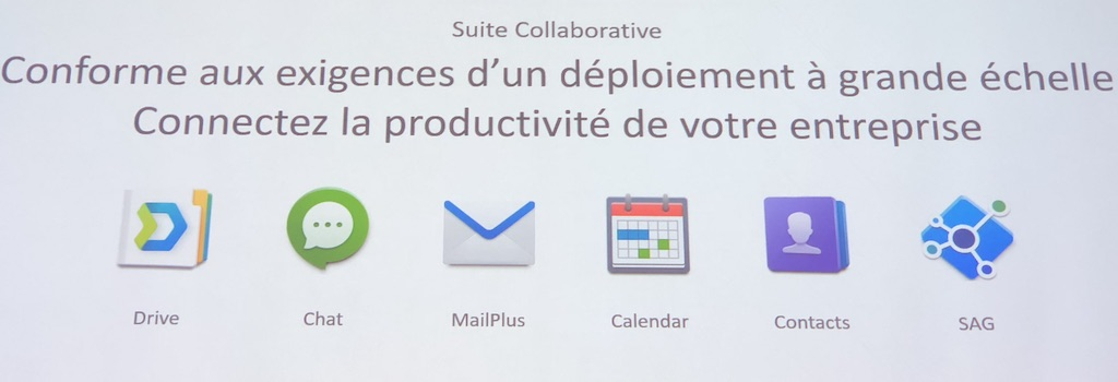DSM 70 collaborative - Synology DSM 7.0 et SRM 1.2...
