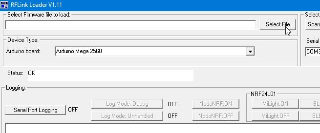 Domotique rflink 11 - RFlink / Domoticz débuter la domotique avec votre NAS Synology (DIY)