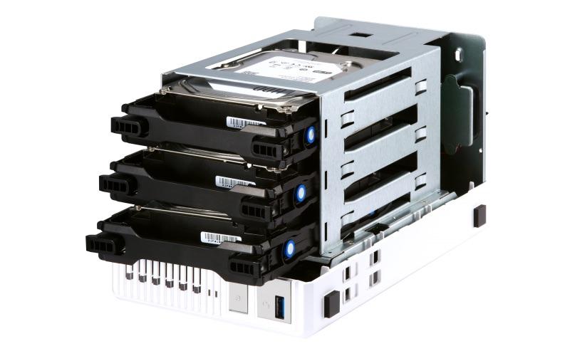 QNAP TS 351 disque dur - QNAP TS-351 est annoncé officiellement