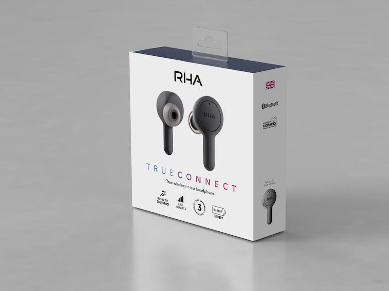 RHA TrueConnect package - RHA annonce les écouteurs TrueConnect
