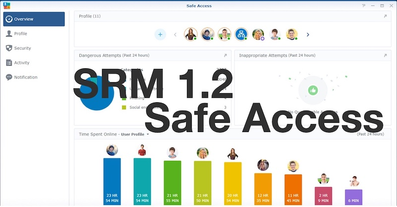 Safe access - Synology SRM 1.2 - Safe Access