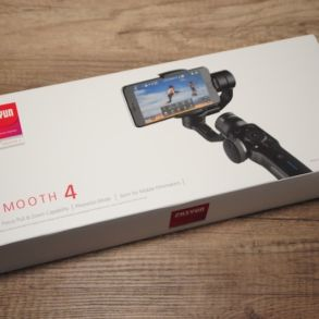 Test Zhiyun Smooth4 293x293 - Prise en main du Zhiyun Smooth 4 (stabilisateur 3 axes)