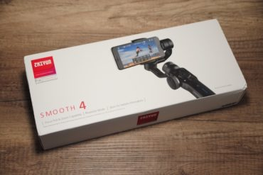 Test Zhiyun Smooth4 370x247 - Prise en main du Zhiyun Smooth 4 (stabilisateur 3 axes)