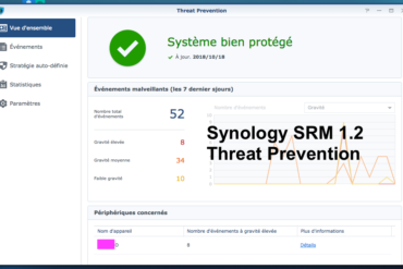 ThreatPrevention Cover 370x247 - Synology SRM 1.2 - Threat Prevention