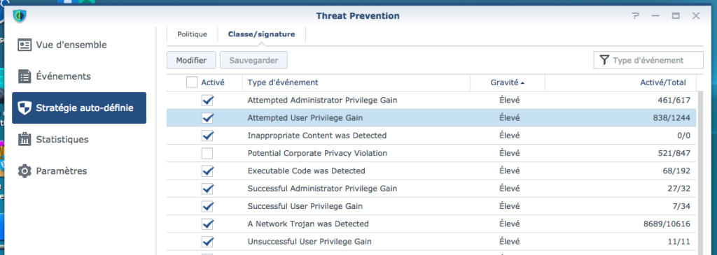 ThreatPrevention Strategie 1024x365 - Synology SRM 1.2 - Threat Prevention